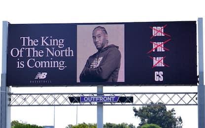 """Leonard, """"Il Re del Nord"""" sta arrivando a Oakland"""