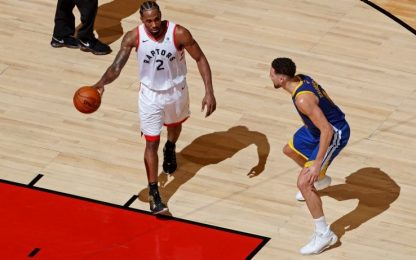 NBA pronostici e quote di Toronto Raptors Golden State: Gara 2 delle Finals