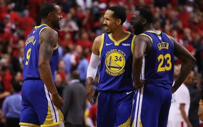 """Curry: """"Iguodala libero una mancanza di rispetto"""""""