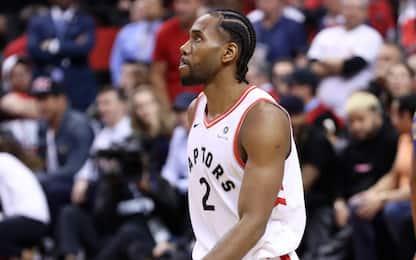 Toronto si disunisce e lascia Leonard da solo