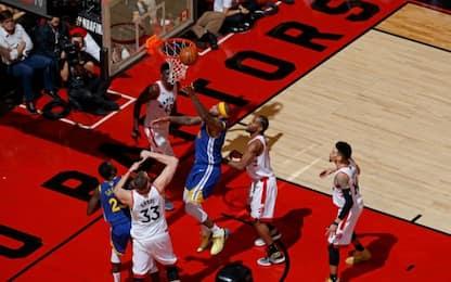 NBA pronostici e quote di Golden State-Toronto Raptors: Gara 3 delle Finals