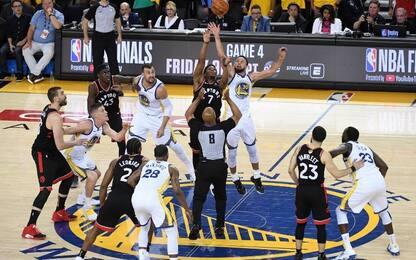 NBA pronostici e quote di Golden State-Toronto Raptors: Gara 4 delle Finals