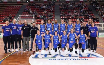 Eurobasket 2019 donne: alla scoperta dell'Italia