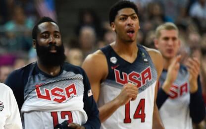 Team USA, 20 nomi in corsa per i Mondiali in Cina