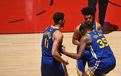 Le reazioni del mondo NBA all'infortunio di Durant