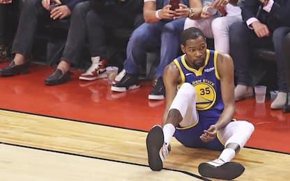 Infortuni tendine d'Achille: i precedenti in NBA