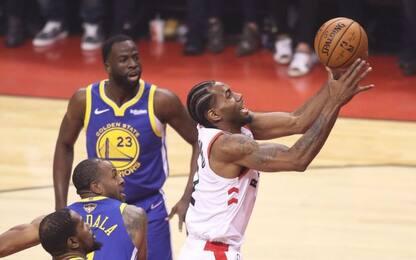 NBA pronostici e quote di Golden State-Toronto Raptors: Gara 6 delle Finals