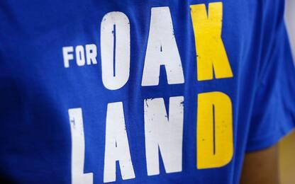 Gli Warriors giocano per Oakland e per Durant