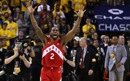 Vince Toronto: i Raptors sono campioni NBA