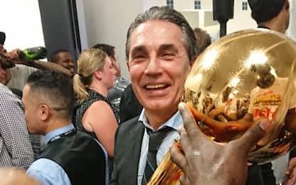 Scariolo campione NBA: secondo italiano dopo Beli
