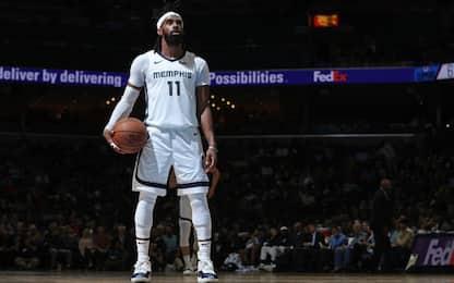 Addio a Memphis: Mike Conley va agli Utah Jazz