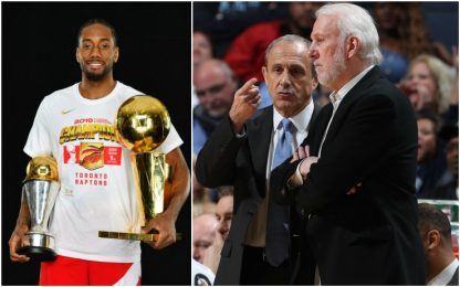 "Messina ""Kawhi Leonard campione NBA? Contento ma…"""