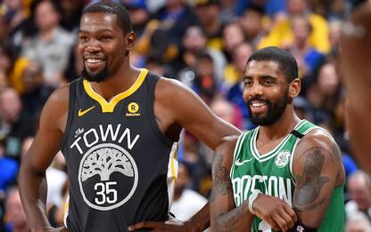 Nets, senza KD ha ancora senso puntare su Irving?