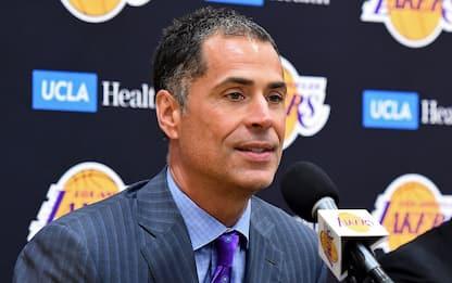 Lakers, Pelinka non sa come funziona il salary cap