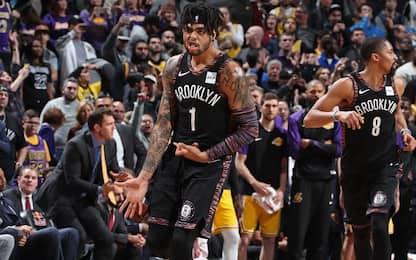 I Lakers sono interessati al ritorno di Russell