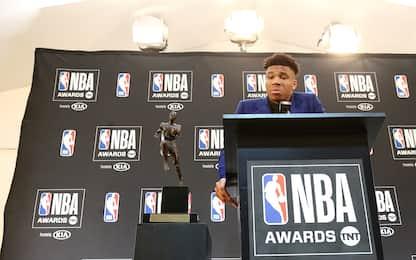 Awards NBA, le votazioni complete per ogni premio