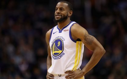 "Iggy: ""Ero rotto, per Golden State era una botta"""