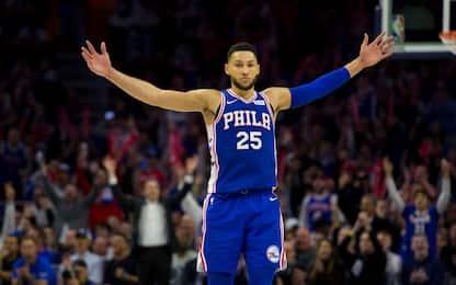 Philadelphia promette amore eterno a Ben Simmons