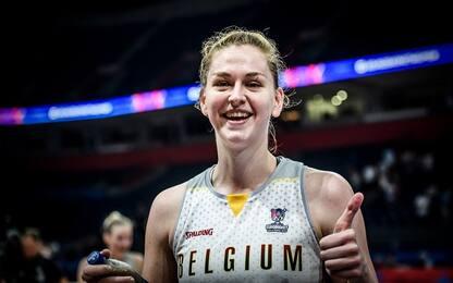 Eurobasket: il Belgio batte a fatica la Slovenia