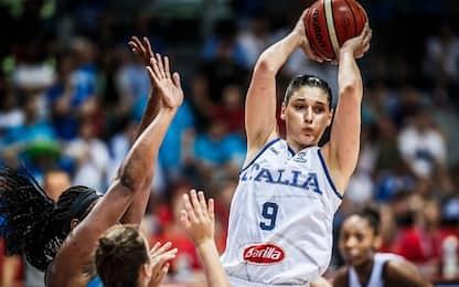 Eurobasket: Russia troppo forte, Italia eliminata