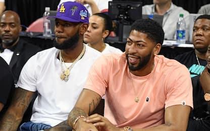Il piano B dei Lakers dopo aver perso Leonard