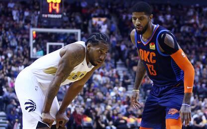 Qual è la miglior coppia della nuova NBA? VOTA