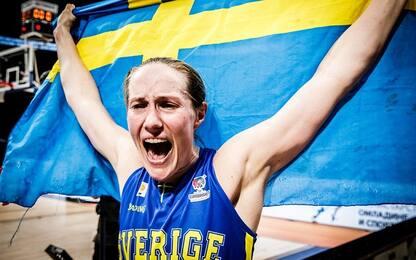 Una vittoria preolimpica, Belgio e Svezia in festa