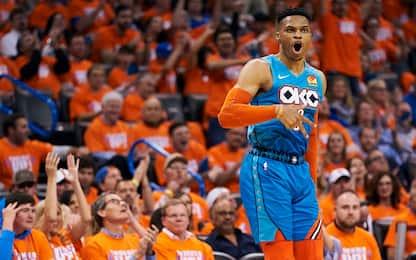 Houston vuole Westbrook, anche senza scambiare CP3