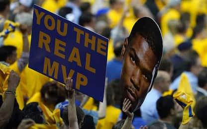 Golden State dice addio (e grazie) a Kevin Durant
