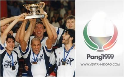"ItalBasket, ""Parigi 1999 - Vent'anni dopo"" su Sky"