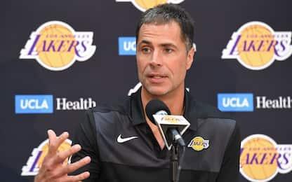 """Pelinka: """"Il successo? Ai Lakers vuol dire titolo"""""""