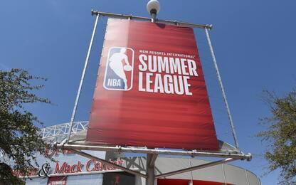 Su Sky la finale della Summer League di Las Vegas