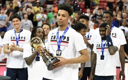 Grizzlies campioni della Summer League, Clarke MVP