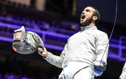 Mondiali scherma: Curatoli, bronzo nella sciabola
