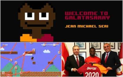 Seri, il video di presentazione stile Super Mario