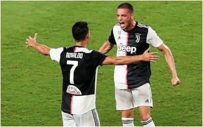 Da 'escluso' a eroe, Demiral si prende la Juventus