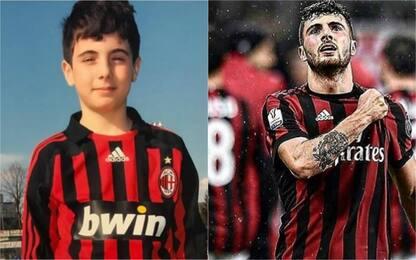 """Cutrone: """"Amo il Milan, auguro il meglio"""""""