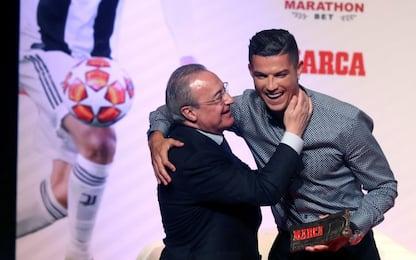 """CR7: """"È stato difficile lasciare il Real Madrid"""""""