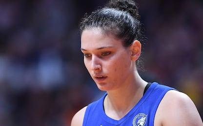 """Zandalasini a Sky: """"Quest'estate niente WNBA"""""""