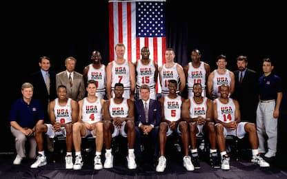 Il Dream Team conquista il mondo: 27 anni fa, oggi