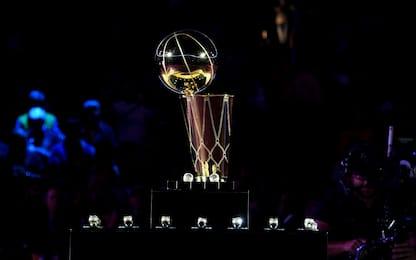 Ecco il calendario NBA: le gare da non perdere