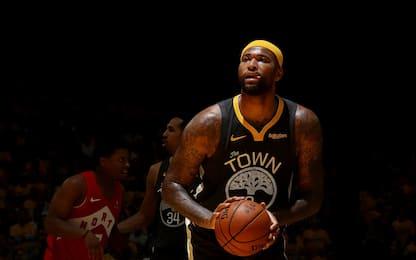 Cousins infortunato: le reazioni del mondo NBA