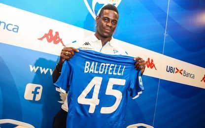"""Balotelli: """"Nazionale? Con Mancini dipende da me"""""""