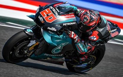 MotoGP, test Misano: dominano Quartararo e Yamaha