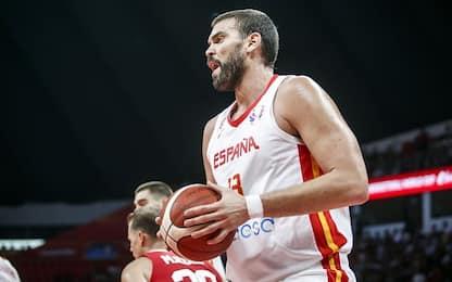 Mondiali Basket: il calendario del 2 settembre
