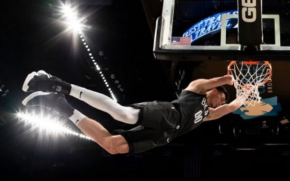 Nets: accuse dalla ex, arrestato Rodions Kurucs