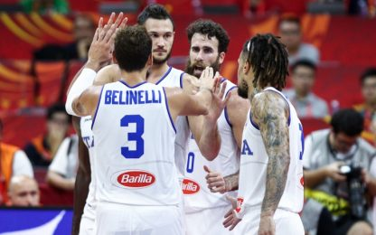 Italia-Porto Rico su Sky Sport Uno alle 10.30