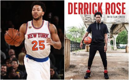"D-Rose: ""Ecco perché ai Knicks volevo ritirarmi"""
