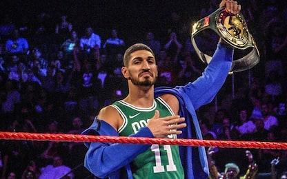 Kanter campione WWE 24/7... per pochi secondi