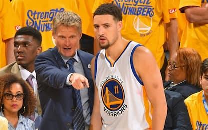 "Kerr: ""Senza Thompson squadra tutta da inventare"""